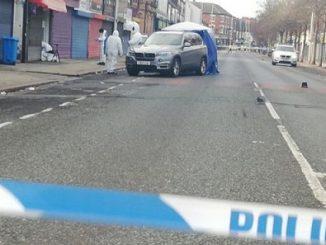 Hessle Road Hull shooting