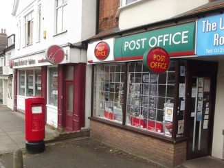 typical sub-post office