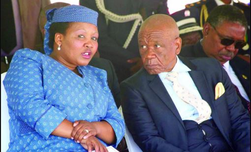 Lesotho First Lady Maesaiah Thabane faces charge of murdering ...