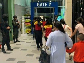 Thailand shooting