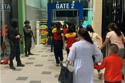 Thailand Shooting Soldier Kills 26 In Gun Rampage World Justice