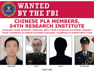 Chinese Equifax hackers