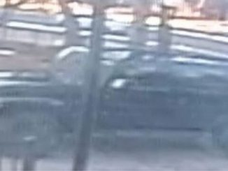 Police released this image of the vehicle involved in the abduction