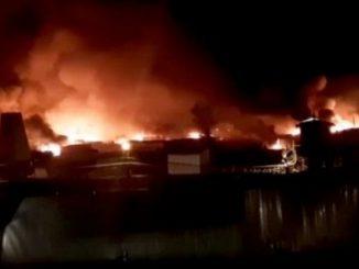 Angarsk prison fire