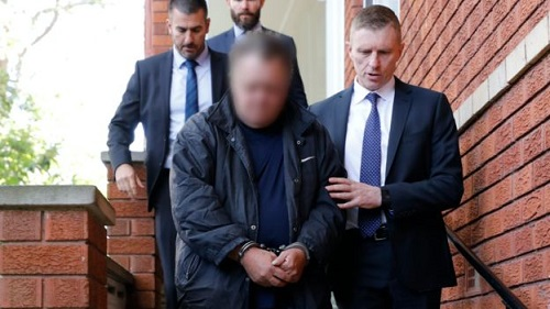 Scott Price arrest