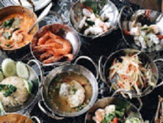 Laemgate Infinite seafood