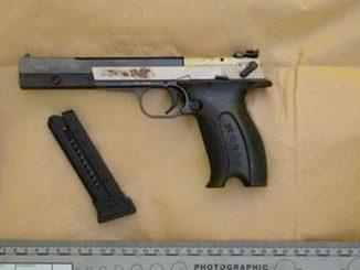 Lyra McKee murder pistol
