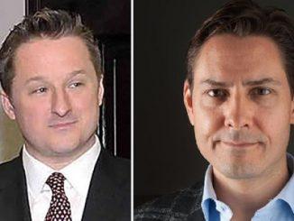 Michael Spavor and Michael Kovrig