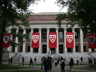Harvard University Widener Library