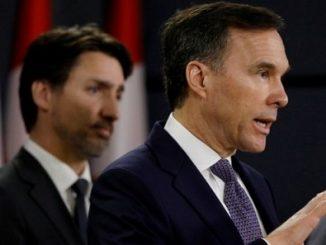 Morneau and Trudeau