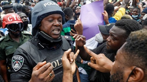 Nigeria end SARS protest