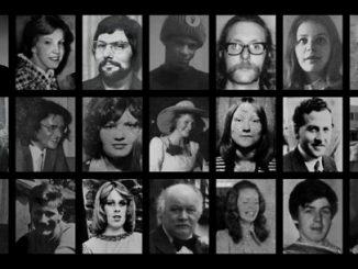 Twenty-one people were killed in two blasts on 21 November 1974
