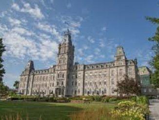 Quebec parliament building