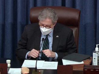 Senate override defence veto