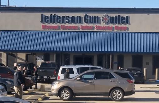 Jefferson Gun Outlet