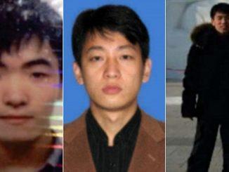 Kim Il, Park Jin Hyok, and Jon Chang Hyok