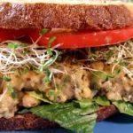 6 inch tuna sandwich