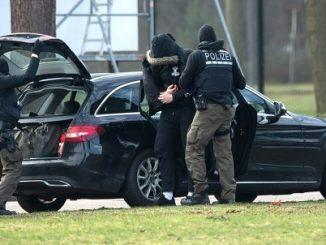 Gruppe S arrests