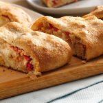 Spicy Chicken Pizza Roll-Up