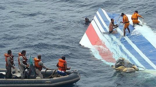 Air France Airbus plane crash