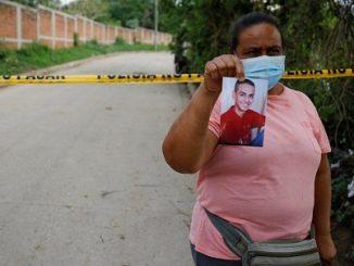 El Salvador bodies