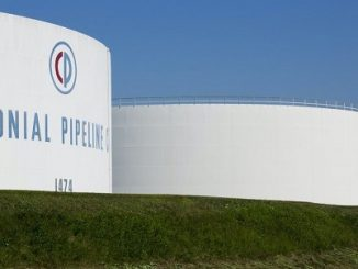 Colonial Pipeline tanks