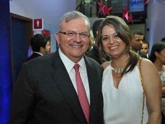 Kyriakos and Francoise Amiridis