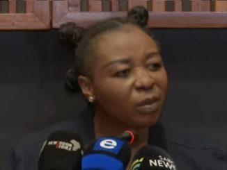 Rosemary Nomia Ndlovu