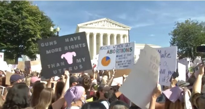 abortion choice march